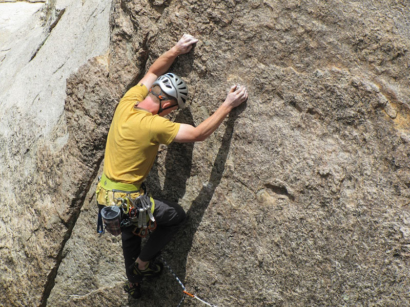 arrampicare in val di sole