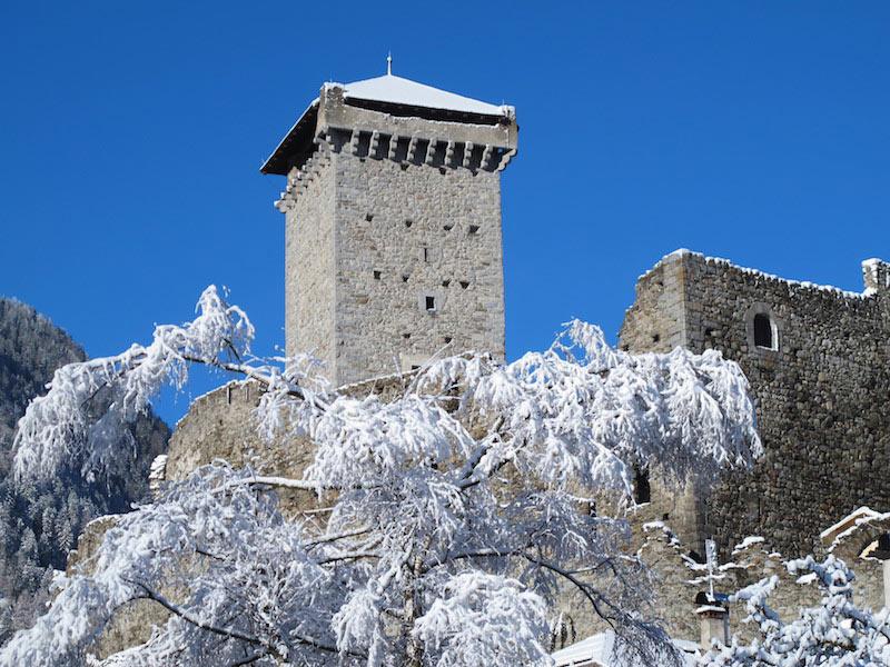 castelli e musei da visitare in val di sole