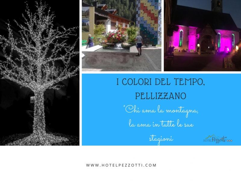 I Colori del Tempo a Pellizzano: Un Viaggio tra piazze e scorci