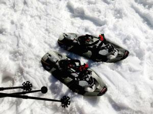ciaspole in val di sole racchette da neve