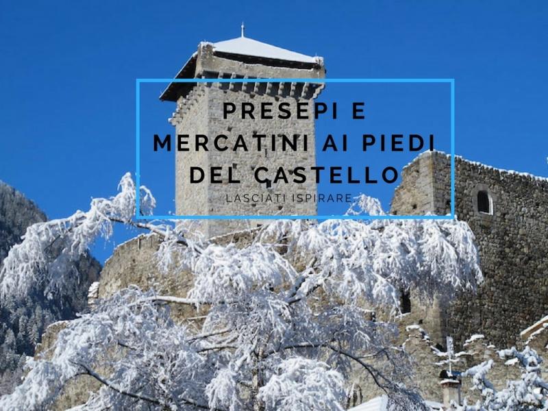 Presepi e Mercatini ai Piedi del Castello