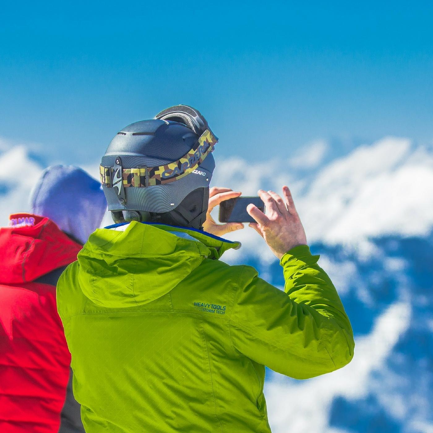 Free Ski di Primavera