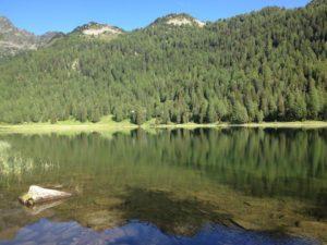 Lago delle Malghette